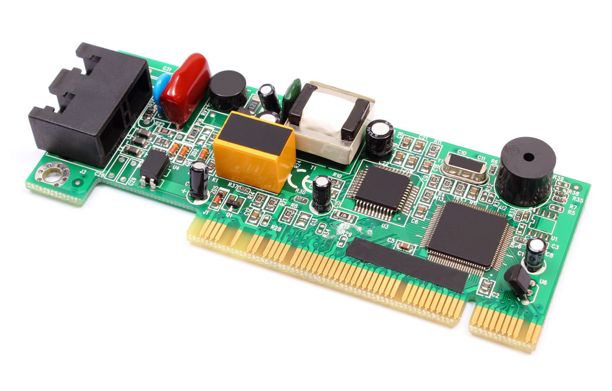 Motherboard FPGA Design mit PCI-Express Interface